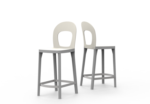Sitz und Rücken Holz, SH 63